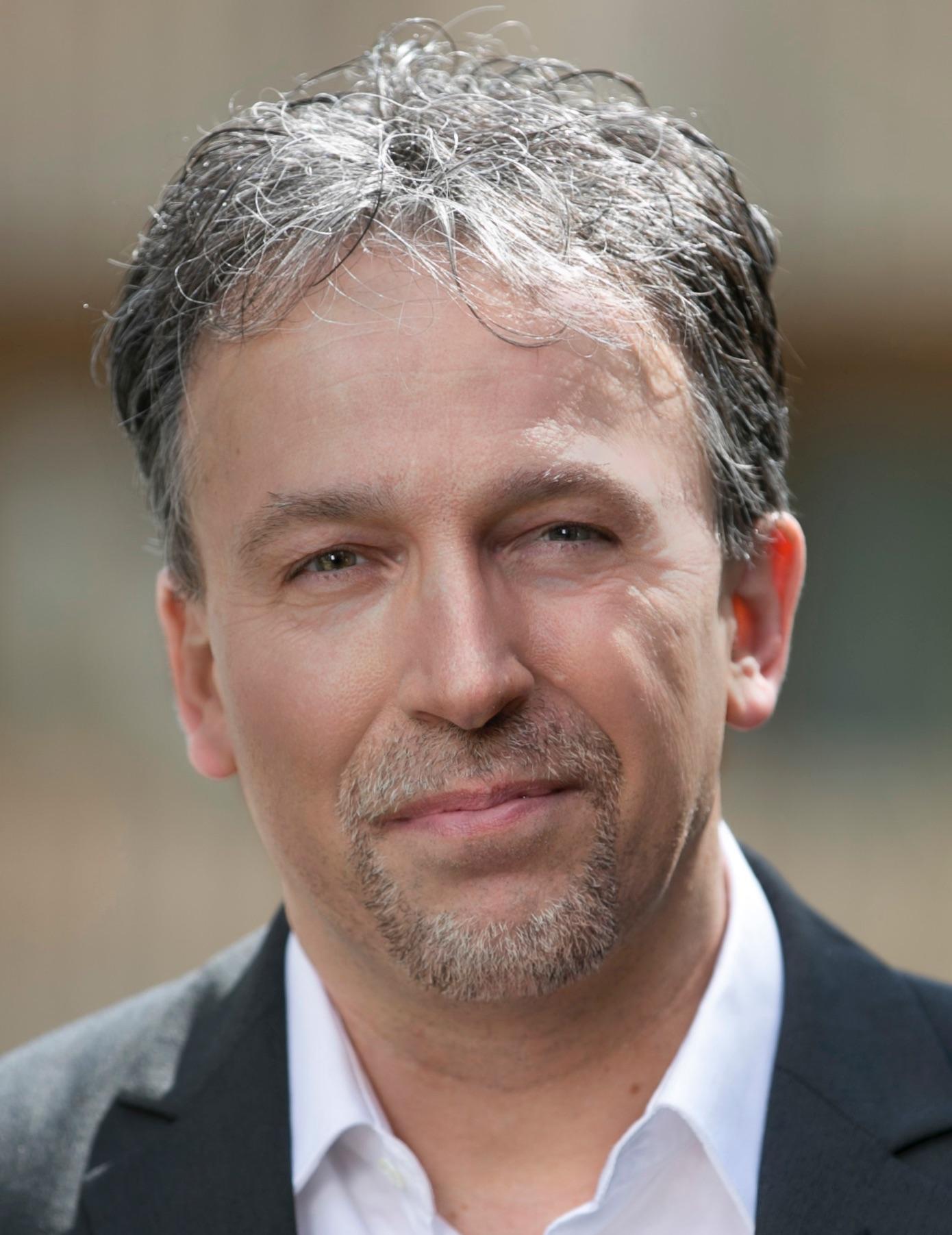 Pastoren, Hauptpastor Bernd C. Trümper