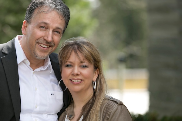 Pastor Bernd C. und Iris Trümper