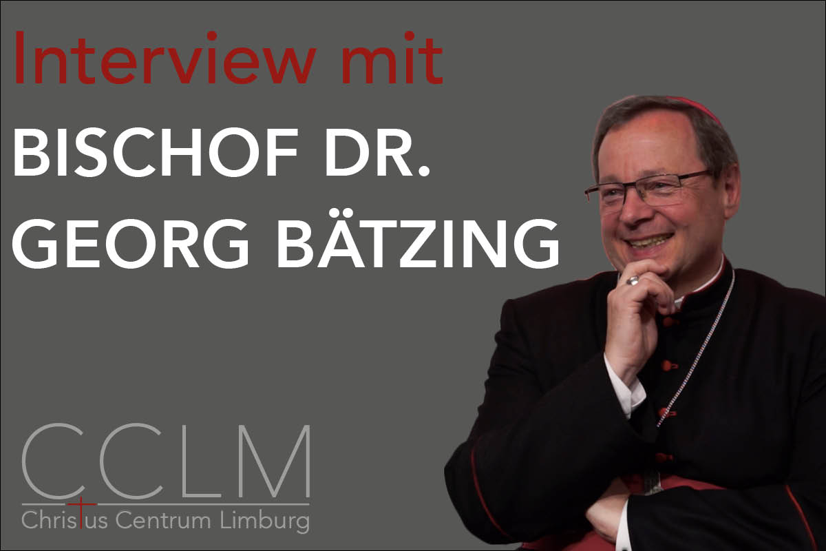 Interview Bischof Bätzing Limburg